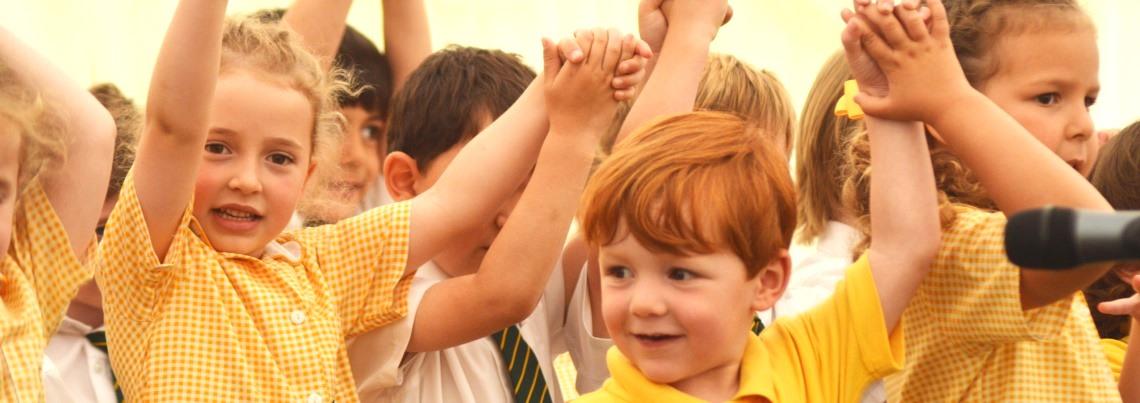 Early Years Speech Day Presentation