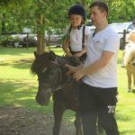 Pony rides at Independent Prep School Epping