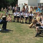 Drum class Independent Prep School Epping