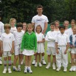 Tennis club at Independent Prep School Epping